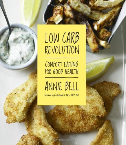 Low Carbs Collection 3 Books Set (Eating for Good Health & Weight Loss), (Low Carb Revolution: Comfort Eating for Good Health, Carbs & Cals AND The Big Book of Low-Carb Recipes)