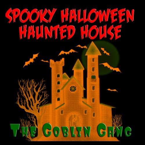 Spooky Halloween Haunted House
