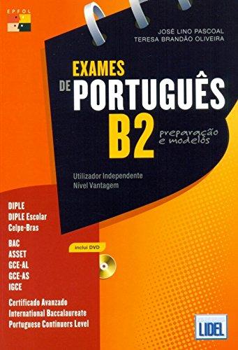 Exames de Portugues para falantes de outras linguas: Exames de Portugues B par T L Esmantova