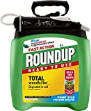 Lawn & Patio - Roundup Fast Action Weedkiller Pump n Go Spray (Ready to Use), 5 L