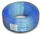 HiFitt 25mm ID X 31mm OD Clair Non renforcées Tube en PVC–Eau/Air Tuyau d'arrosage, DE Qualité Alimentaire 3M (9.10FT)
