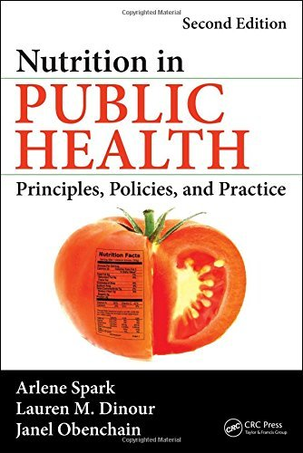 Nutrition in Public Health: Principles, Policies, and Practice, Second Edition by Arlene Spark (2015-10-05) par Arlene Spark;Lauren M. Dinour;Janel Obenchain