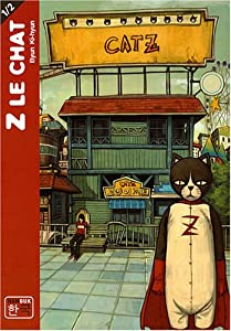 Z Le Chat Edition simple Tome 1
