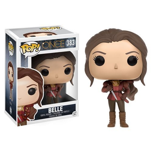 Once Upon a Time Belle Pop! Vinyl Figure by Once Upon a Time (Upon Time A Belle Once Aus)