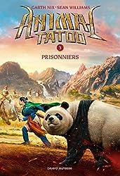 ANIMAL TATOO T03 PRISONNIERS DANS LE JUNGLE