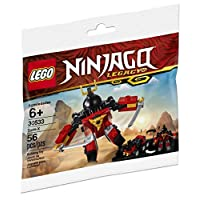 LEGO Ninjago Sam-X Polybag Set 30533 (Bagged)