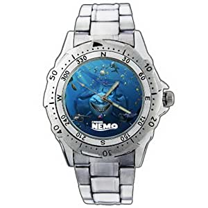 Montres bracelet Stainess Steel WE397 Bruce Big Shark Chase Dory And Nemo Stainless Steel Wrist Watch