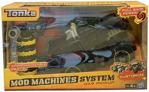 Hasbro Tonka Garage - Mod Machines Backwind Fahrzeug - DX9 PICKUP
