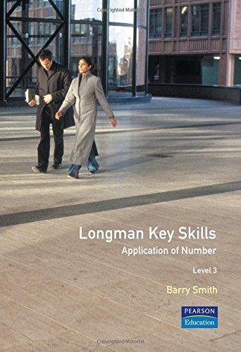 Longman Key Skills: Application of Number Level 3: Bk. 3