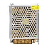 Alimentatore Stabilizzato per striscia bobina a LED switch trimmer AC 100V~240V DC 24V 2A 48W [Classe di efficienza energetica A]