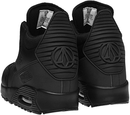 Paperplanes - 1339-Trendy-Grande avec rembourrage Sneakers'Air Noir - noir