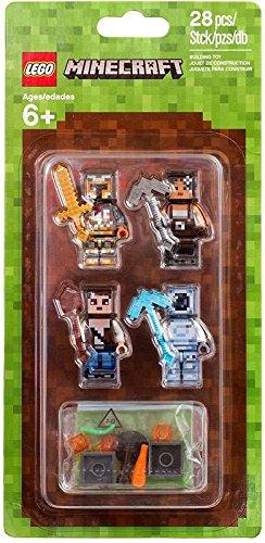 LEGO® MinecraftTM Minifiguren-Set 2, Nr. 853610