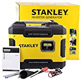 Stanley 604800110 Stromerzeuger, Inverter, Notstromaggregat, Benzin, leise,...