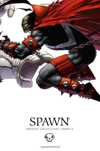 Spawn Origins Book 4 by McFarlane, Todd, Simmons, Julia (2011) Hardcover