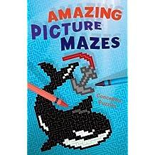 Amazing Picture Mazes (Conceptis Puzzles) by Conceptis Puzzles (2008-07-01)