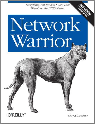 Network Warrior: Everything You Need to Know That Wasn't on the CCNA Exam (English Edition)