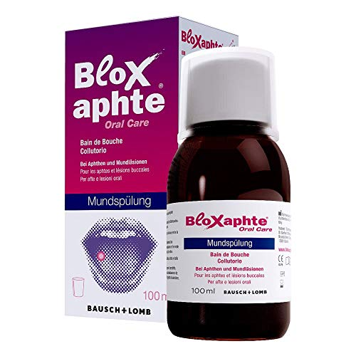 Bloxaphte Oral Care Mundspülung 100 ml -