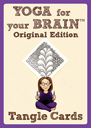 Yoga for Your Brain Original Edition (Tangle Cards)