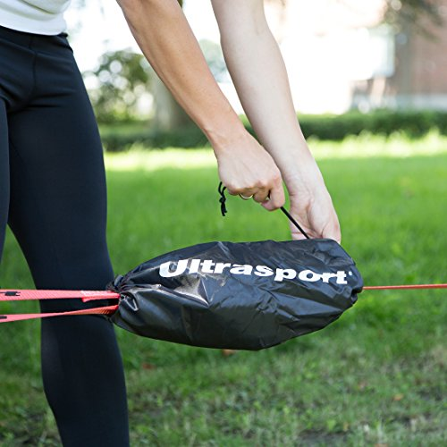 Ultrasport Slackline Set 15 m lang, 5 cm breit - 6
