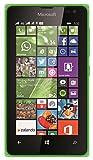Microsoft Lumia 532 Smartphone Dual-SIM (10,16 cm (4 Zoll) Display, 5 Megapixel Kamera, Qualcomm Snapdragon Prozessor, 1,2GHz, micro-USB 2.0, Bluetooth 4.0, 1GB RAM, Win 8.1) grün