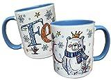 Tasse, Bär, Rosirosinchen, Weihnachten Weihnachtsdeko