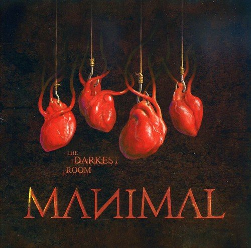Manimal: The Darkest Room (Audio CD)