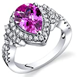 Sapphire Ring For Women Fine Jewelry