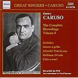 Enrico Caruso - The Complete Recordings, vol. 5