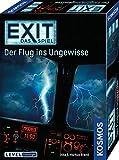 EXIT – Das Spiel – Der Flug ins Ungewisse (Escape Room Spiel, Einsteiger-Level)