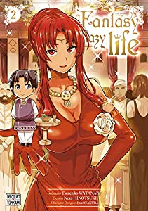 A fantasy lazy life Edition simple Tome 2