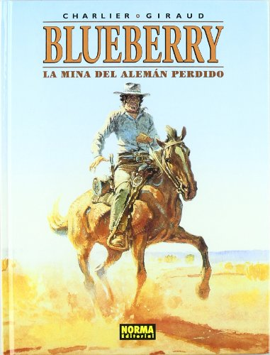 Blueberry 1 La mina del Aleman perdido/ The Mine of the Lost German