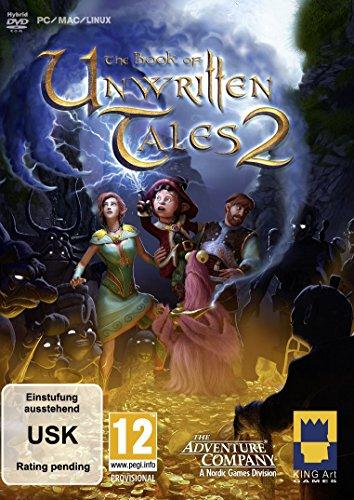 The Book of Unwritten Tales 2 [PC/Mac Steam Code]