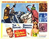 The Golden Arrow Plakat Movie Poster (22 x 28 Inches - 56cm x 72cm) (1963) Half Sheet