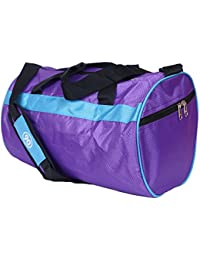 KD Fitness Gym Bag With Shoes Compartment Travel Duffel Bag For Men And Women