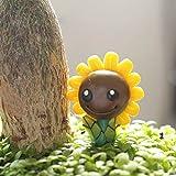 Micro Paysage DŽcorations Mini RŽsine Sunflower Jardin Bricolage Decor