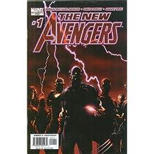 New Avengers (Vol 1) # 1-6 - Complete 'Breakout' Story Arc ( Original American COMICS )