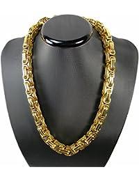 Goldkette gangster damen  Suchergebnis auf Amazon.de für: gangster kette: Schmuck