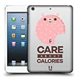 Head Case Designs About Calories Kawaiitiere Donuts Ruckseite Hülle für Apple iPad Mini 1/2 / 3