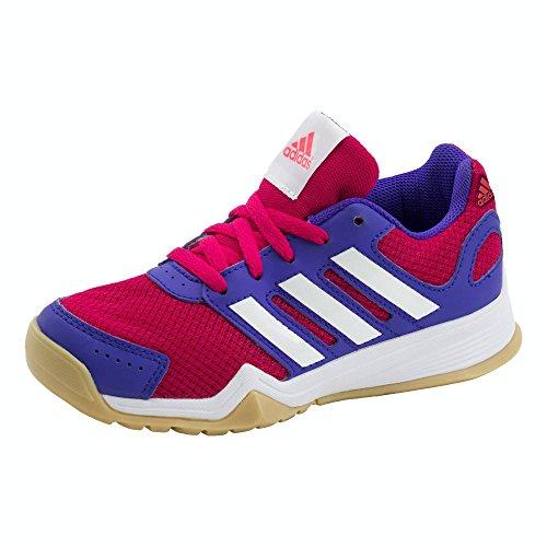 adidas Tr-Schuh Interplay K - pink/weiss/lila PINK/WEISS/LILA
