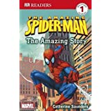 Spider-Man The Amazing Story (DK Readers Level 1)