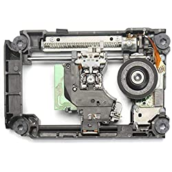 Nrpfell Lentille De Remplacement Deck Blu Ray Kem-496Aaa Tête Optique Kes-496 pour Ps4 Mini Cuh-20Xx et Ps4 Pro Cuh-70Xx Pièce De Réparation Playstation 4 Moteur De Module De Drive DVD