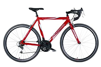 Vittesse Men's Sprint SE 21 Road Bike - Red, 22.5 Inch, 700C from Vittesse