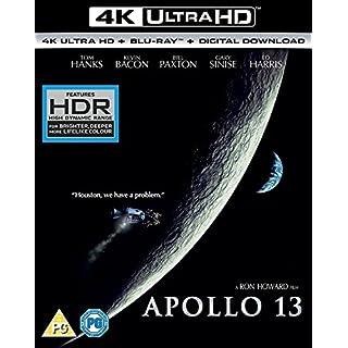 Apollo 13 (4K UHD + Blu-ray + UV) [2017]