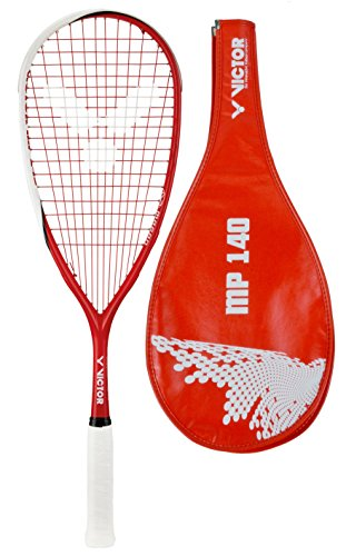 VICTOR Squashschlger MP 140 red/white, black/white or turquoise/ black, One size, 167/0/0