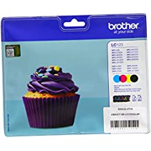 Brother LC123 Value Pack