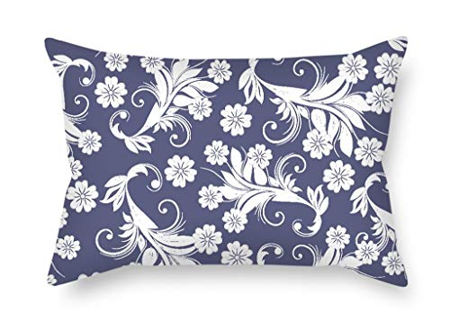 beautifulseason Valentine Day Pillow Covers of Flower 20 X 26 Inches/50 by 65 cm Best Fit for Floor Kids Boys Sofa Floor Dining Room Adults Twin Sides (Robin Fahrrad)