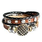 Couple Bracelet Unisex Leather Bracelet Jewelry Bangle bracelet women Leather Bracelet Men Leather Bracelet SL2261