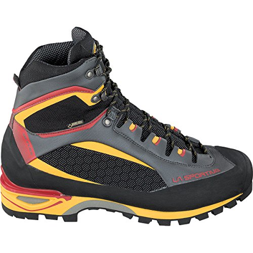 La Sportiva Herren Alpine Bergschuhe black-yellow