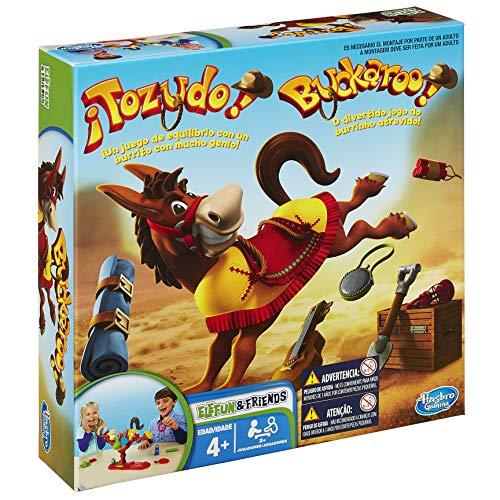 Hasbro Gaming - Juego de mesa Tozudo (Hasbro 48380B09)