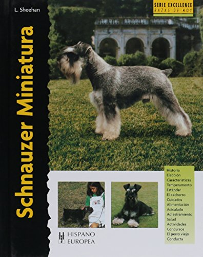 Schnauzer Miniatura (Excellence) por Lee Sheehan